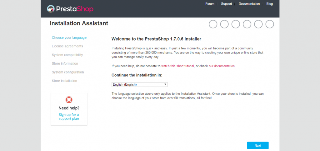 How to Clean Install PrestaShop