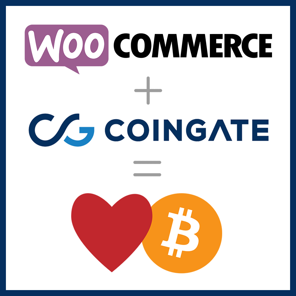 CoinGate WooCommerce Bitcoin Payment Plugin