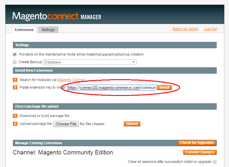 Magento Bitcoin extension by CoinGate