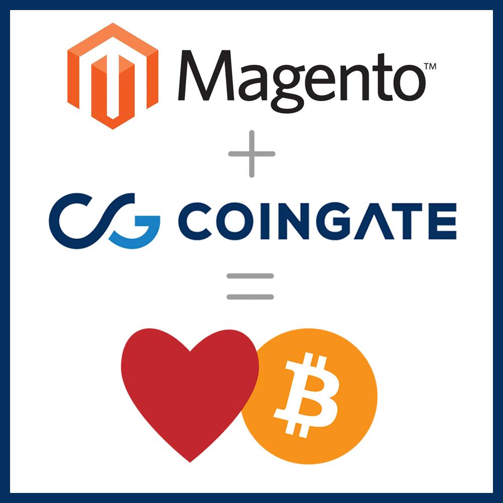 CoinGate Magento Bitcoin extension
