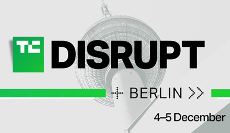 TechCrunch Disrupt Berlin