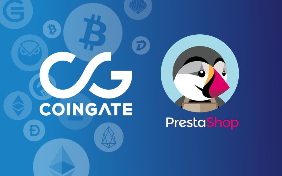 CoinGate and PrestaShop