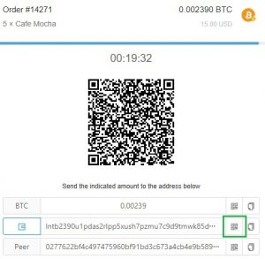 How to pay using the Lightning Network (Scan Payment QR)