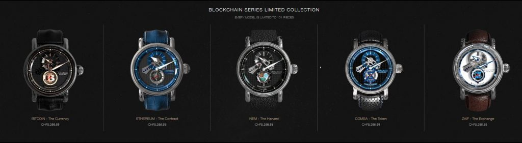 crypto watches Chronoswiss