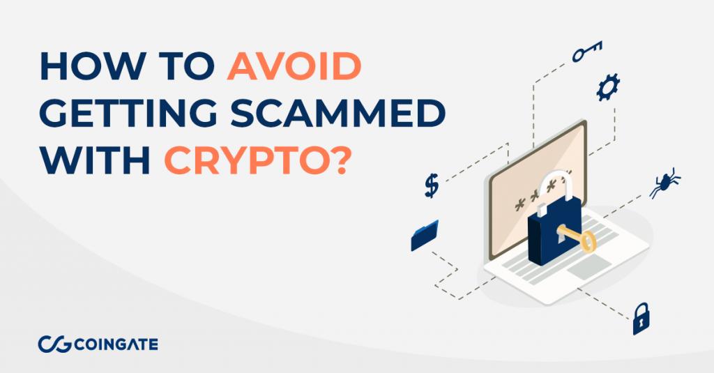 bitcoin avoid scamming
