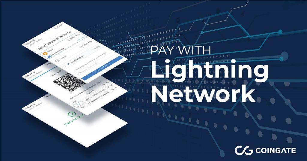 Coingate lightning network