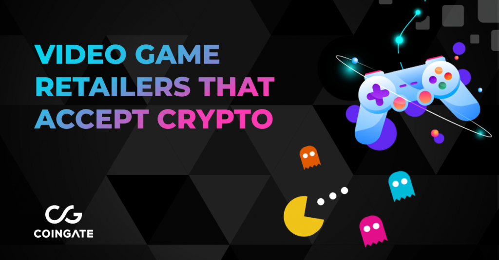 buy video games crypto