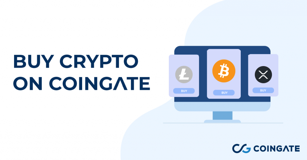 buy crypto on coingate