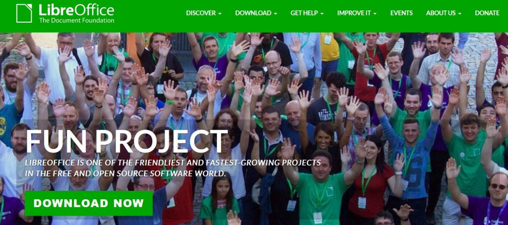 donate libreoffice crypto