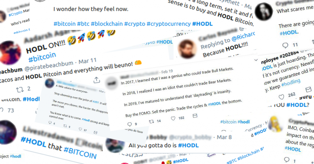 cryptorecycle hodl