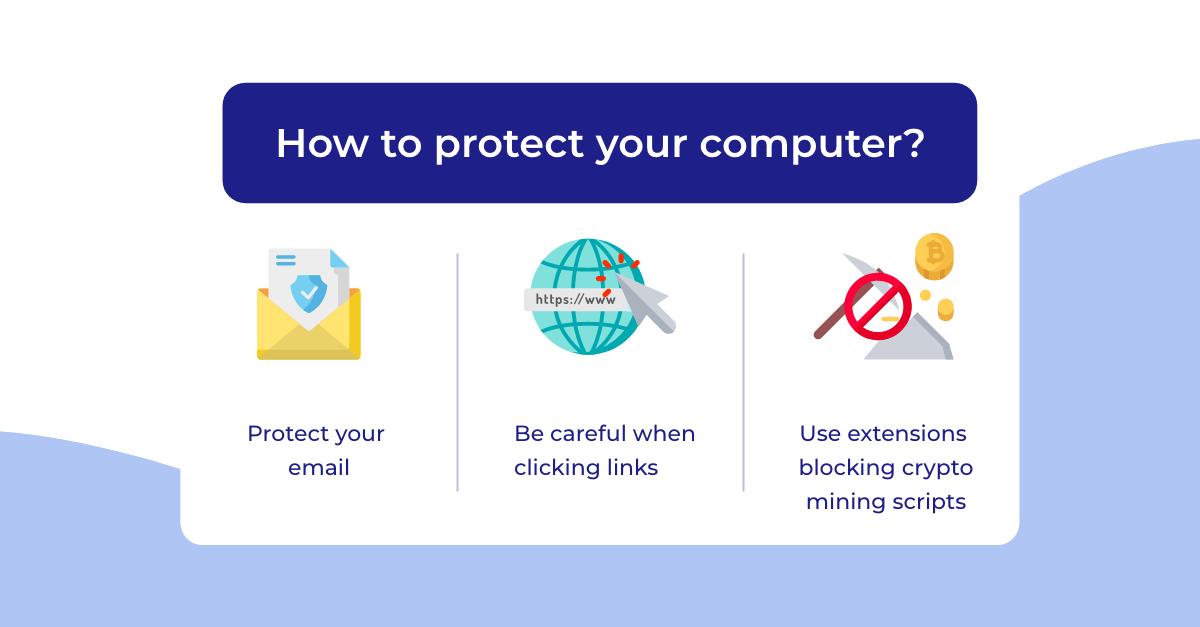 how to avoid crypto malware