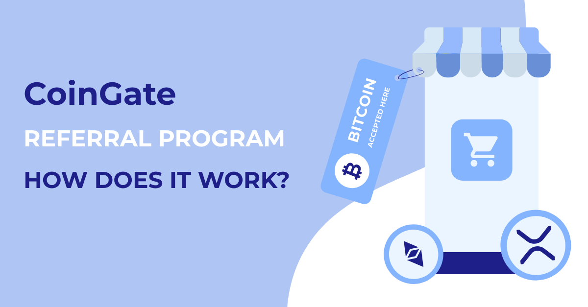 CoinGate referral program