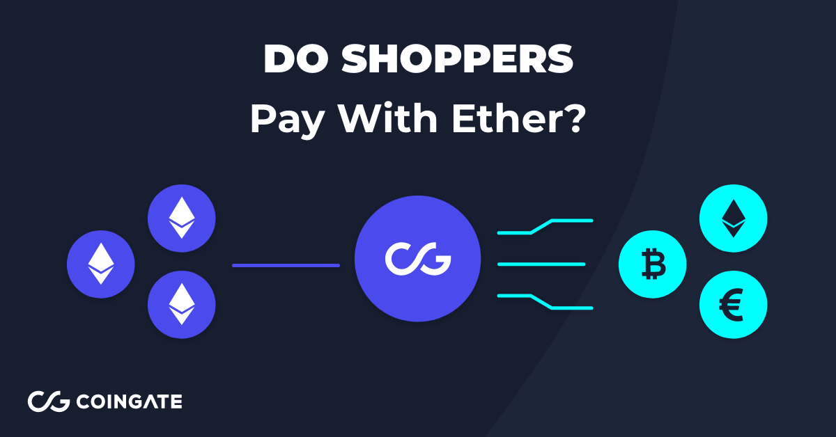 Ether ethereum payments