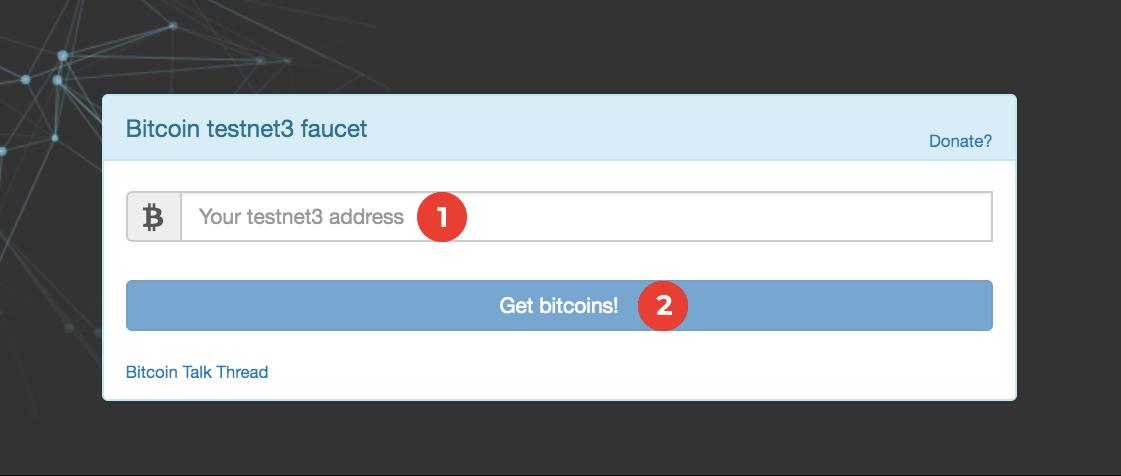 testnet bitcoin