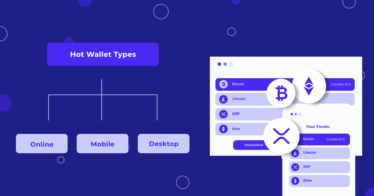 online desktop mobile wallet