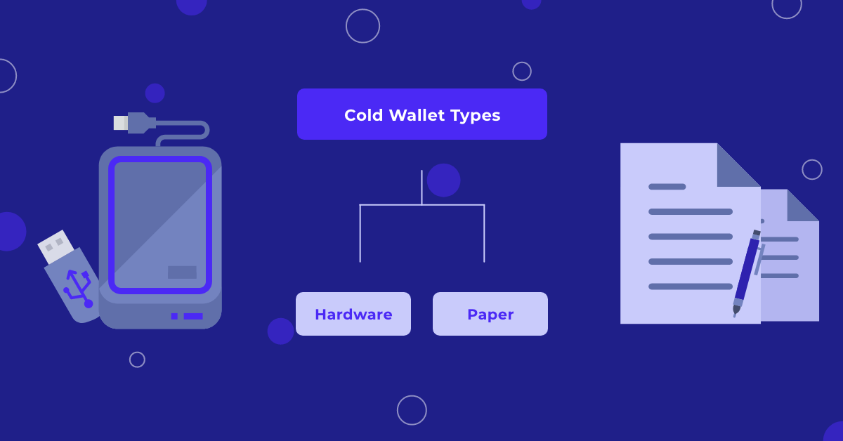 cold wallet types benefits