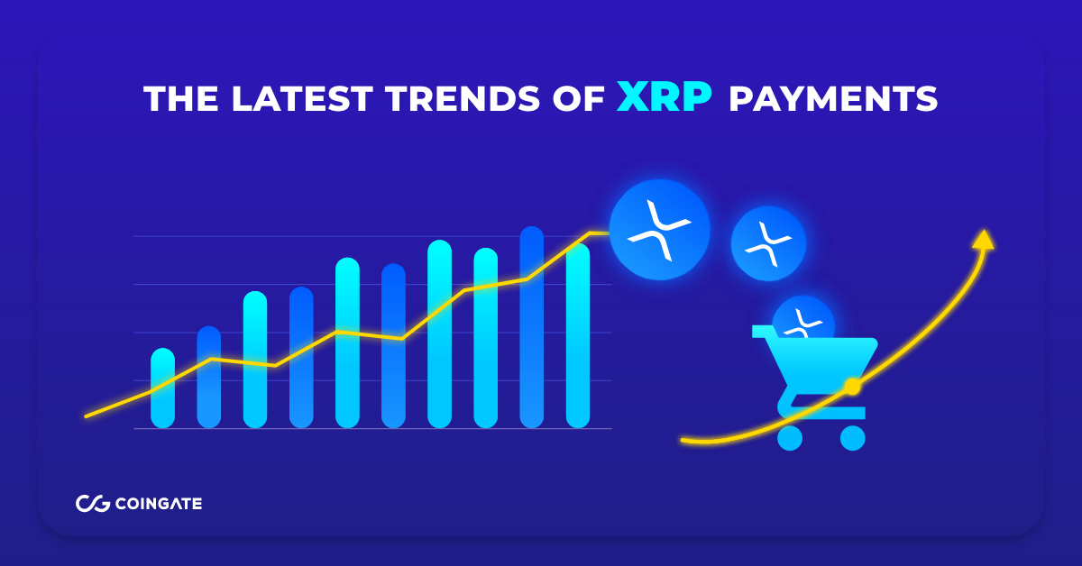 payment trends of Xrp