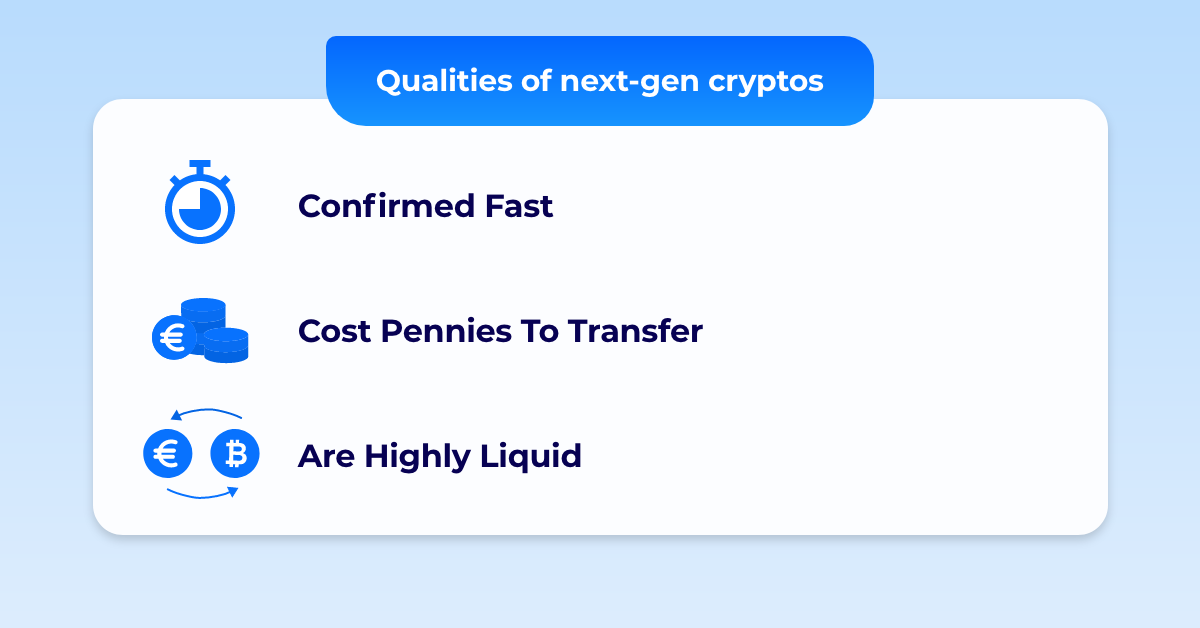 qualities of cryptocurrency