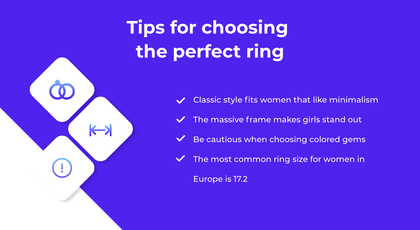 how to choose perfect wedding ring