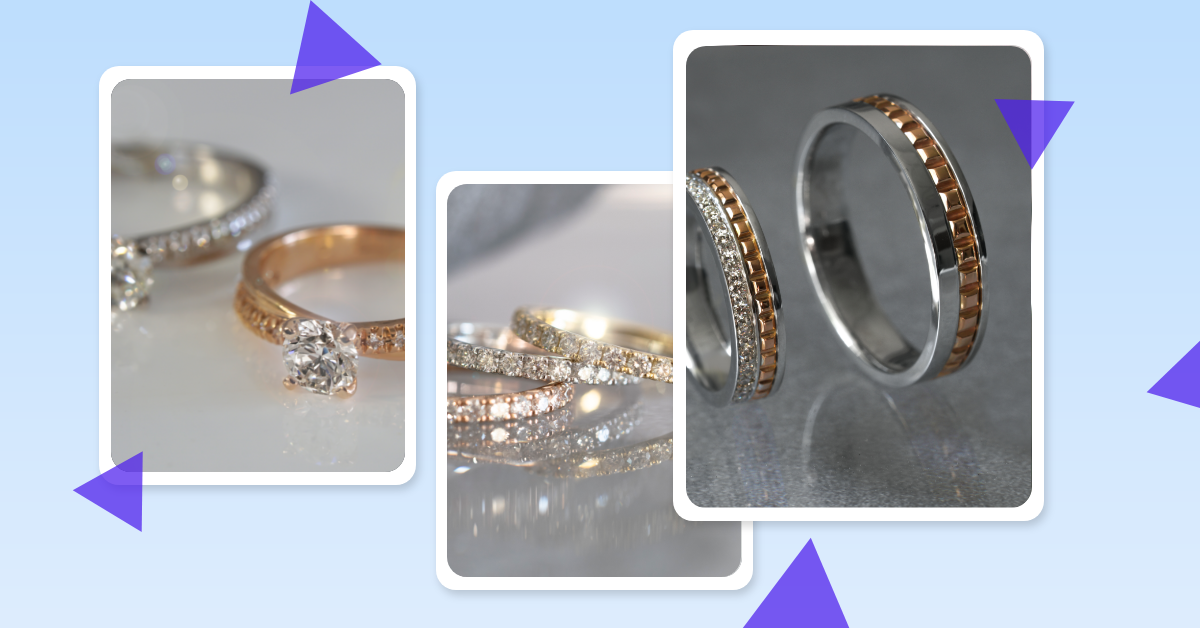 bitcoin wedding rings