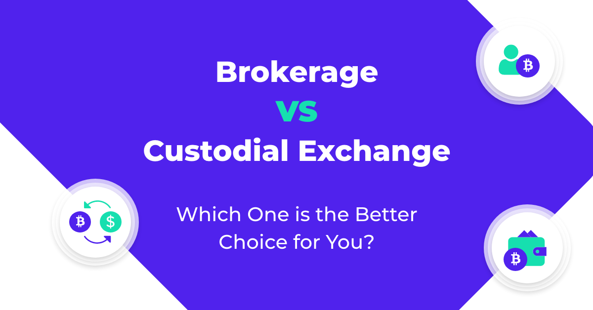 brokerage services crypto