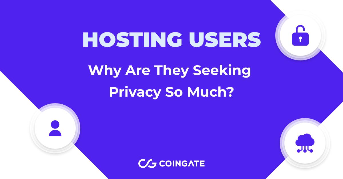 hosting provider crypto