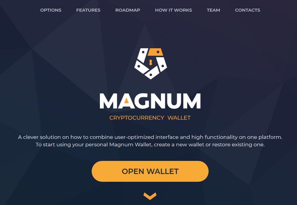 magnum wallet for nano
