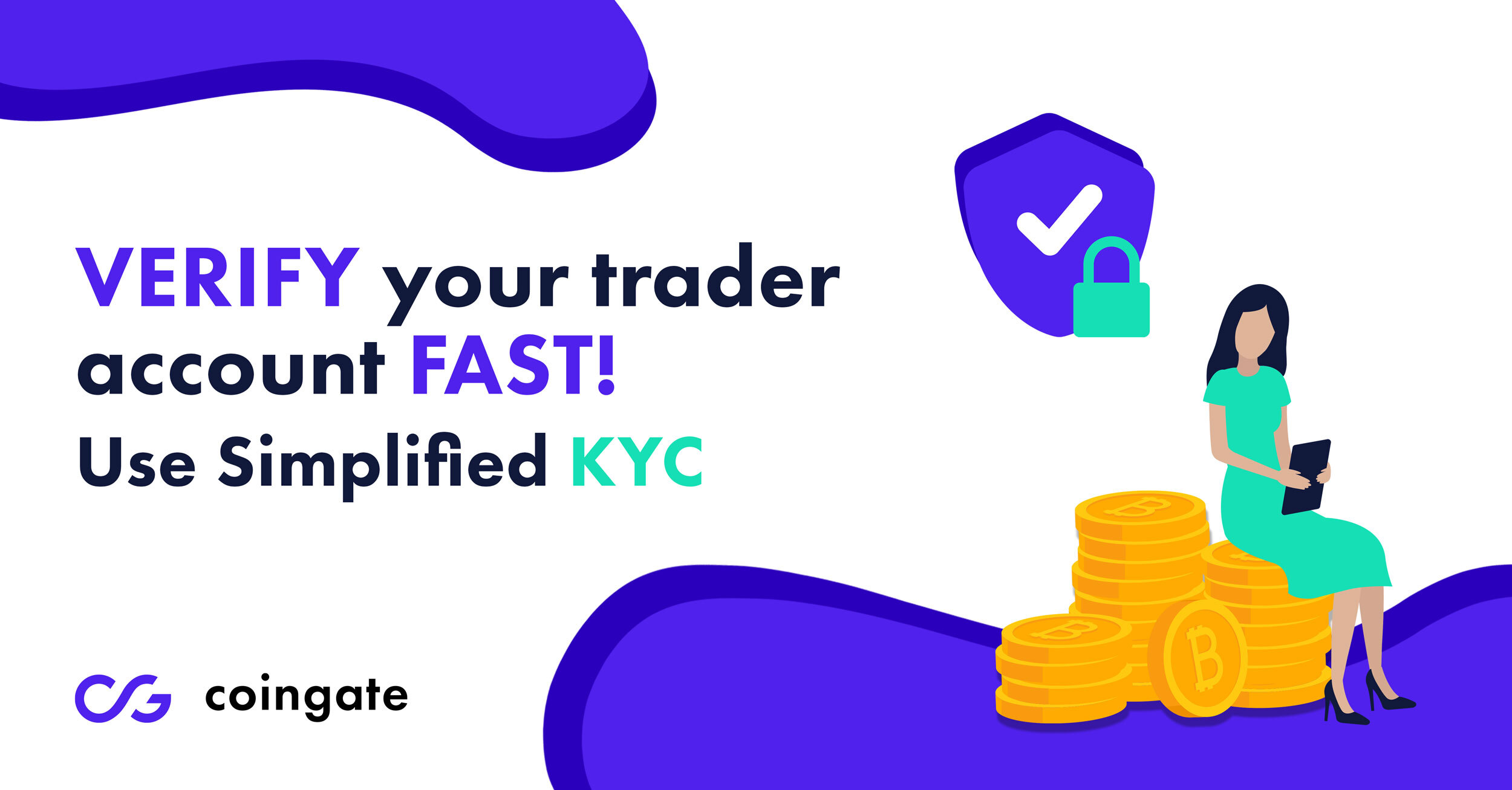 coingate verification simplified KYC