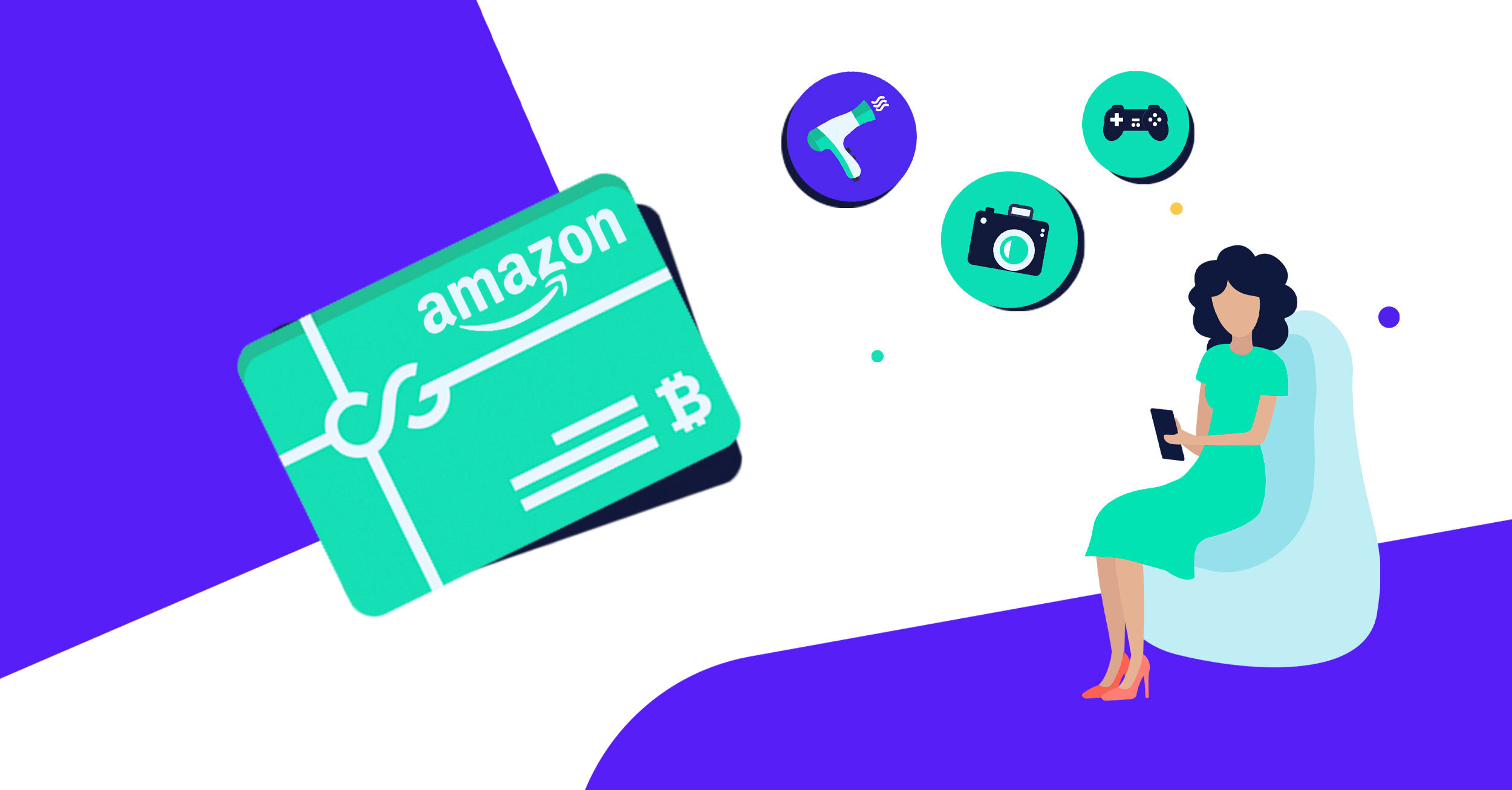 amazon gift card crypto