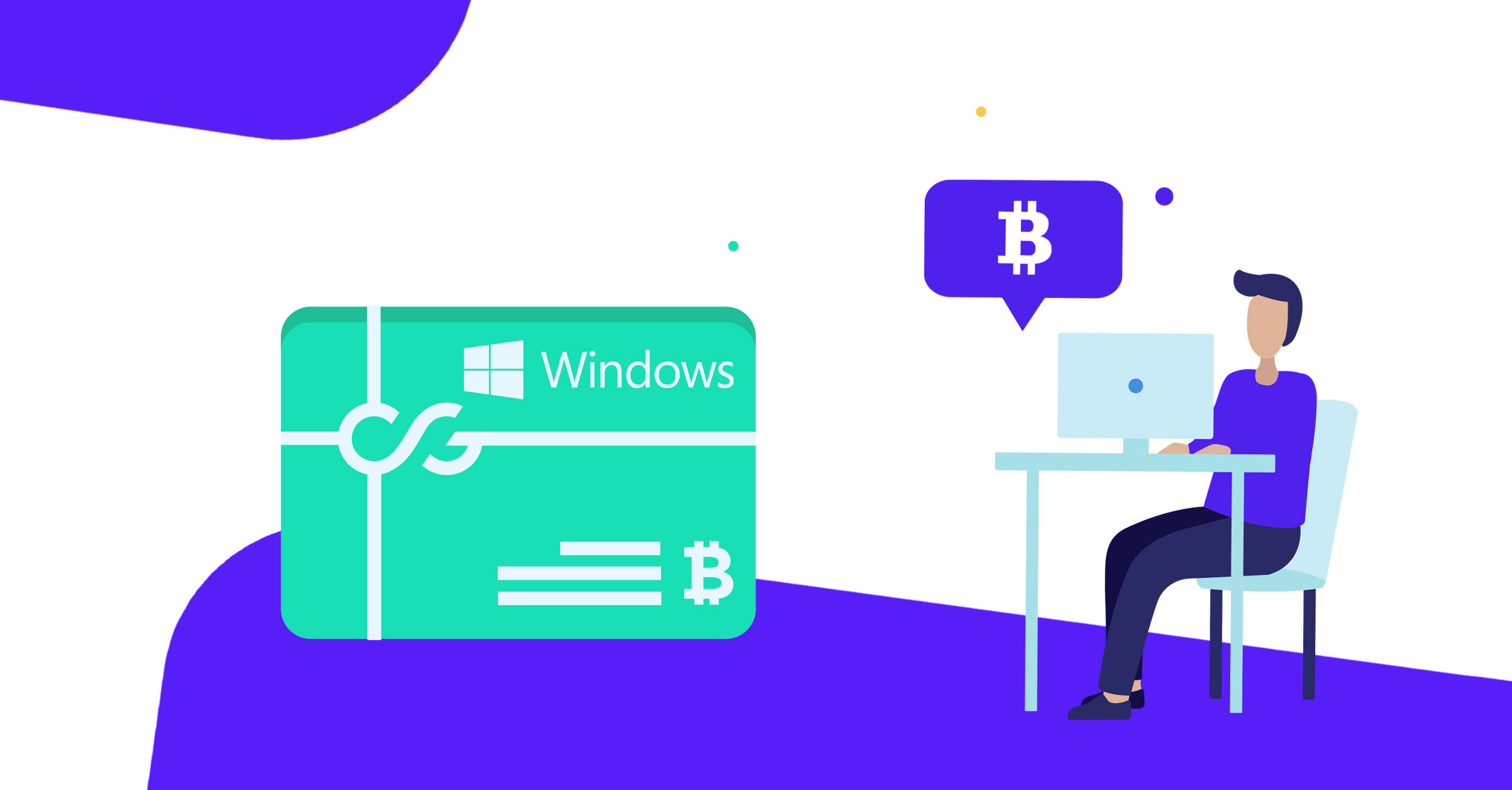 windows gift card bitcoin
