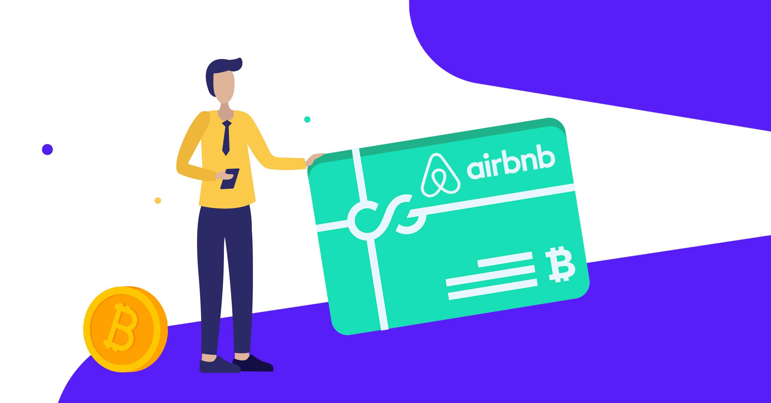 airbnb btc
