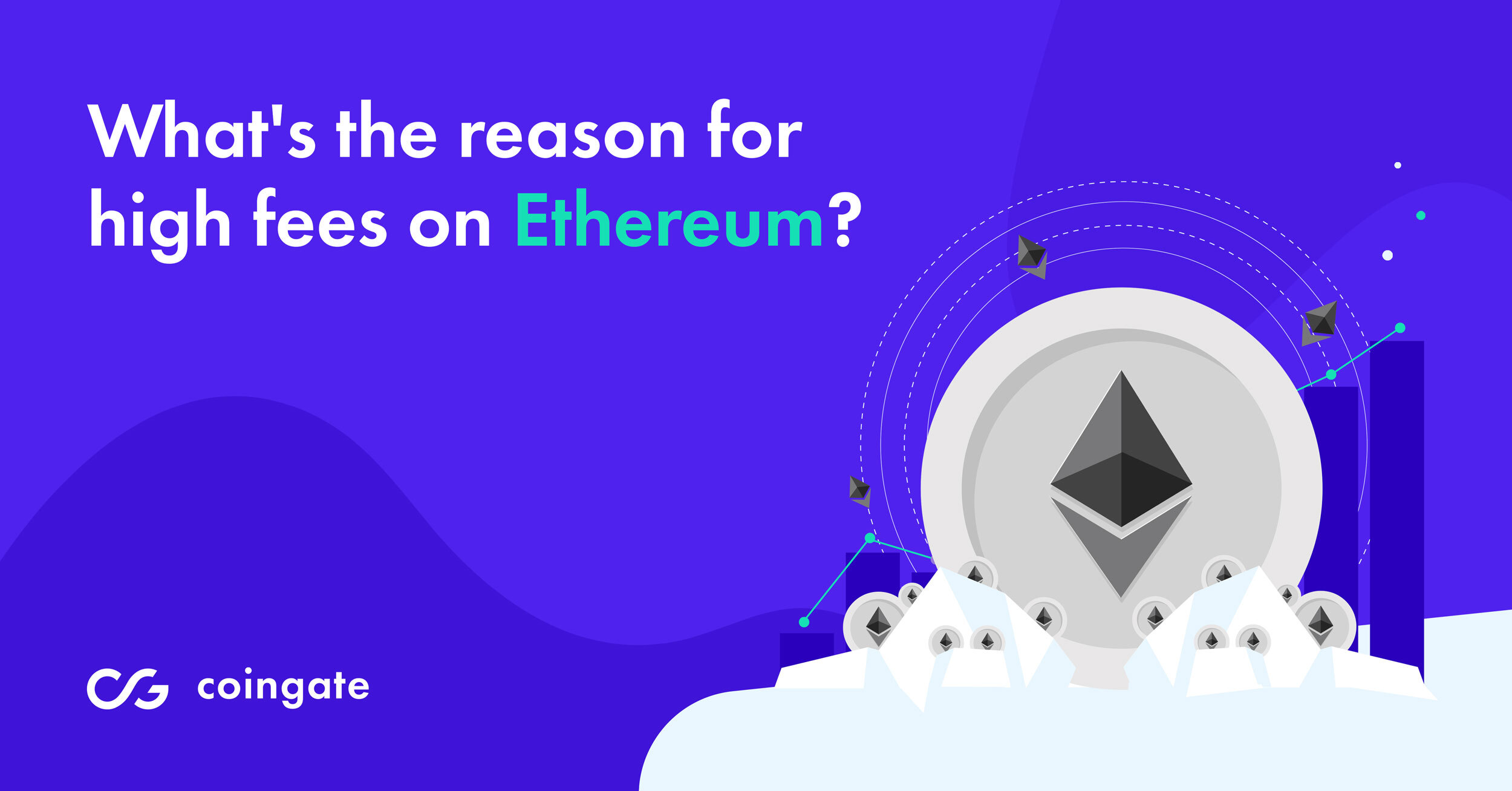 high ethereum fees