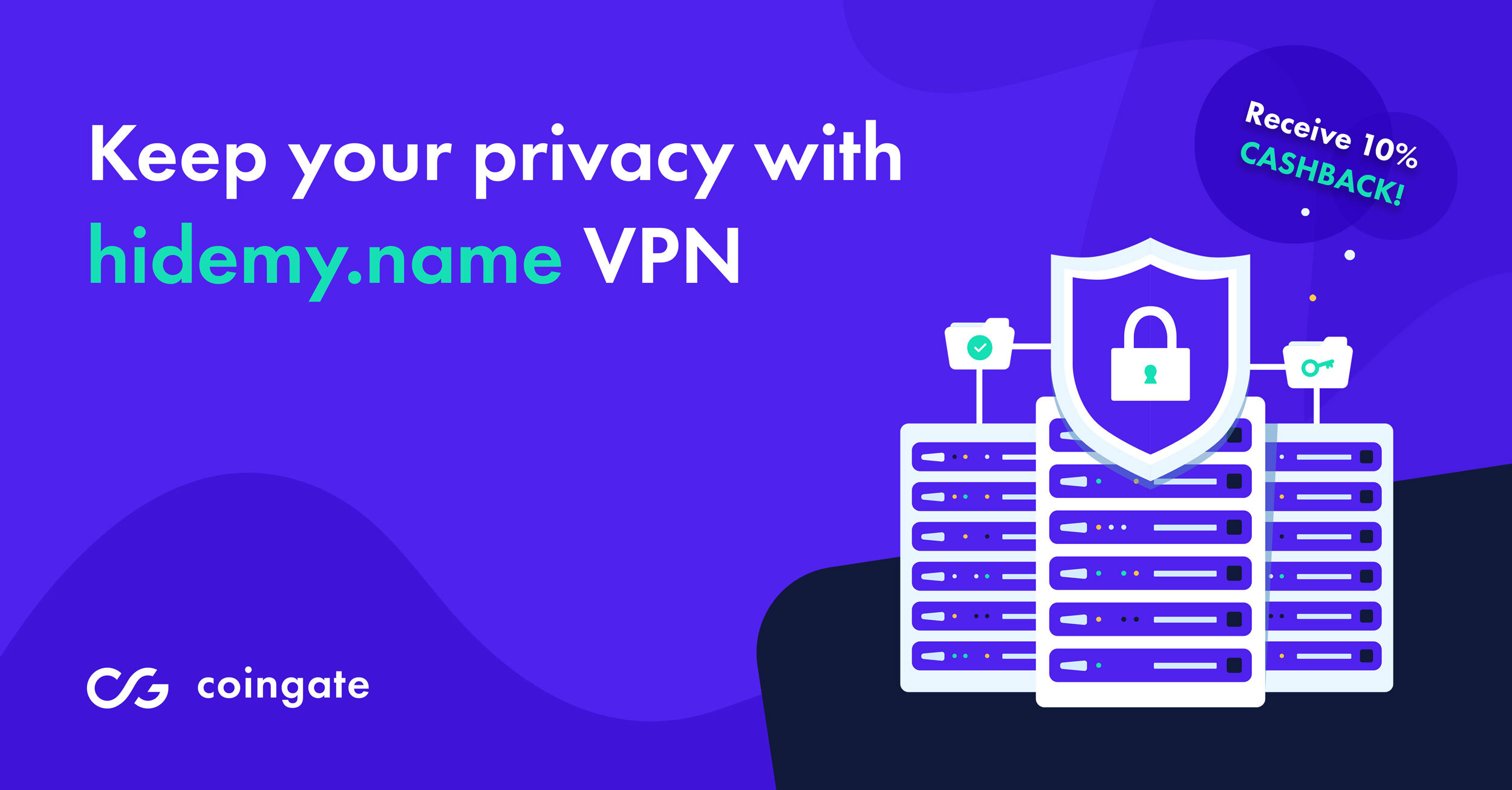 buy with crypto vpn