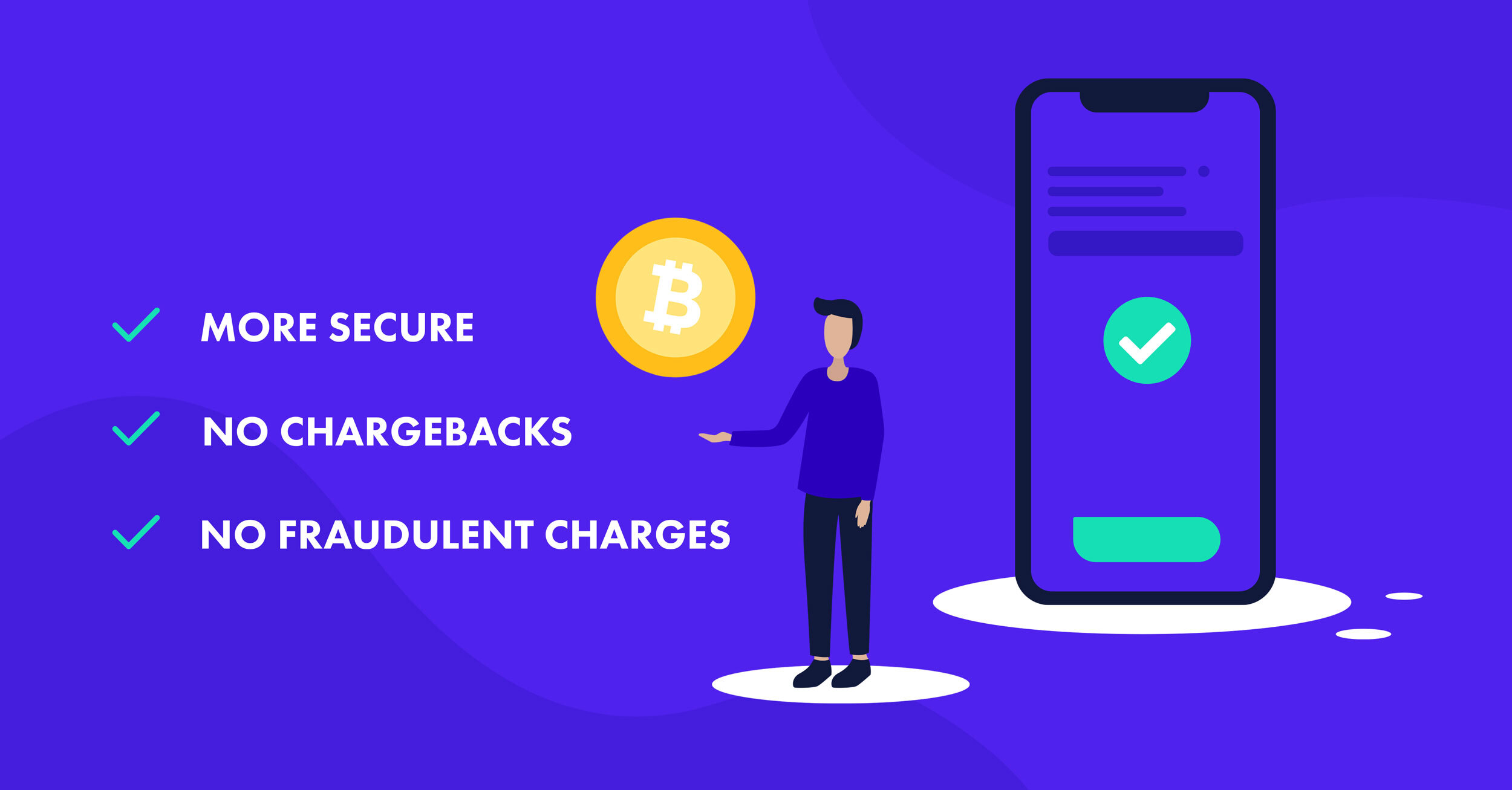 crypto payment benefits