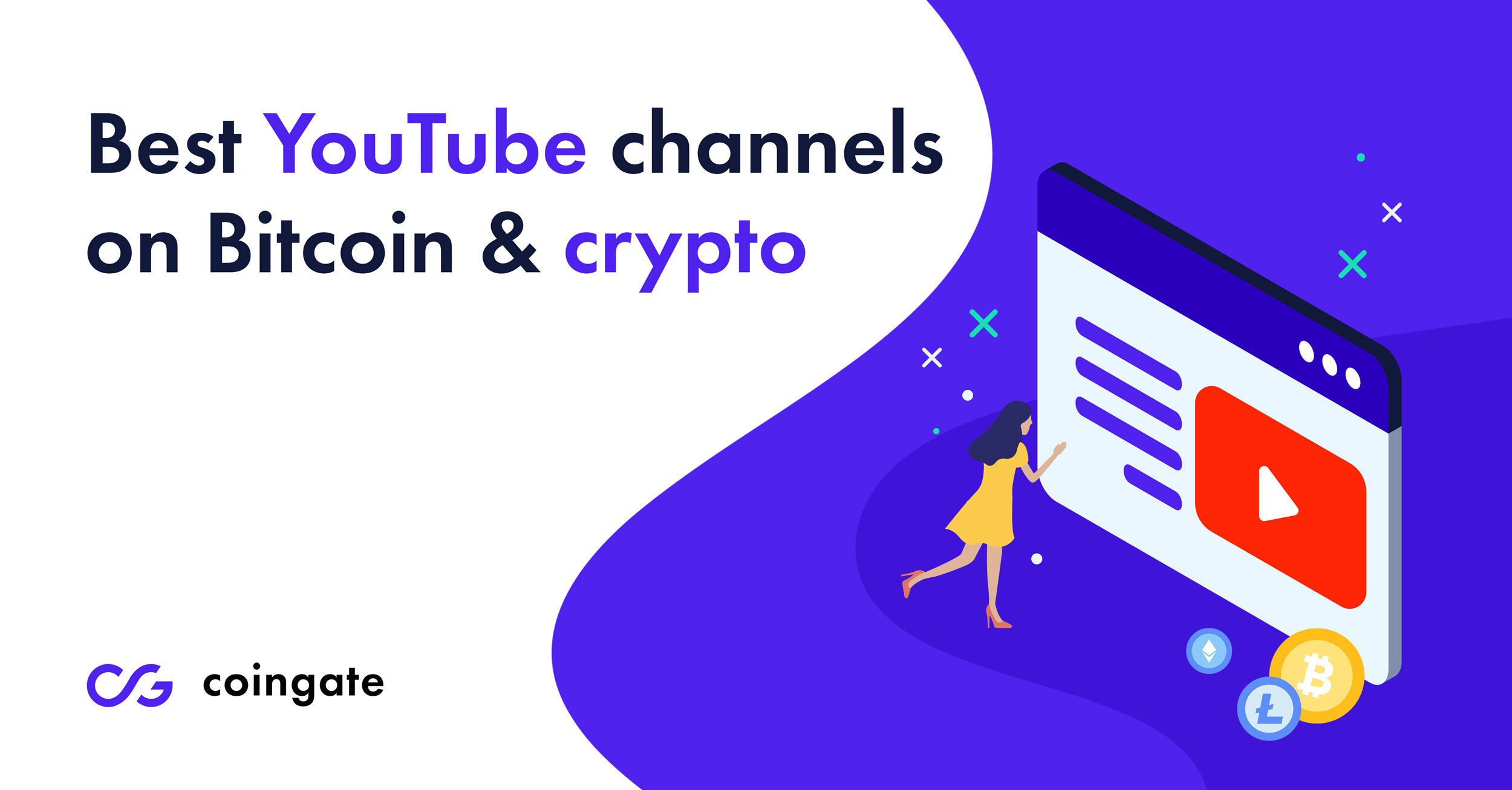 best youtube channels to learn about crypto and bitcoin