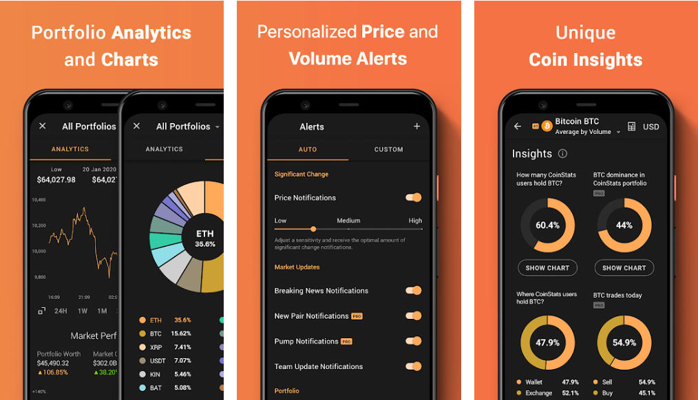 best btc apps for checking data