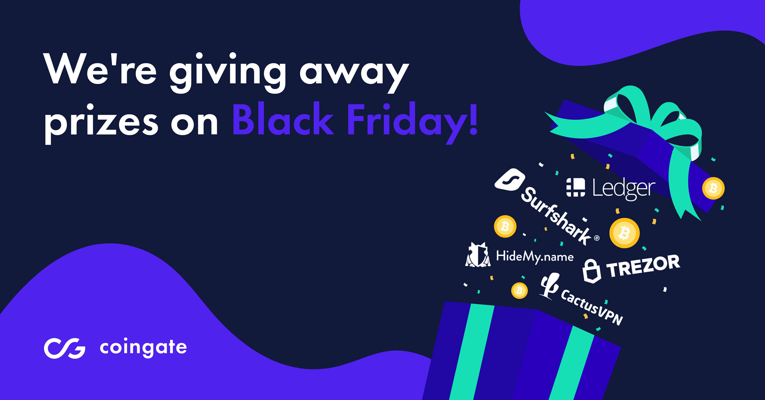 black friday promotion prizes for crypto 2020